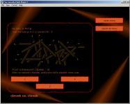 Screenshot programu Zápalky