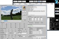 Screenshot programu Zebra Total Video Converter 1.8