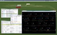 Screenshot programu Železnice 0.9