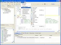 Screenshot programu Zend Studio 9.0.4