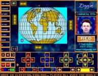 Screenshot programu Ziggle