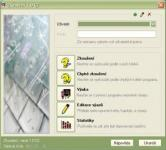 Screenshot programu Zkoušení 1.0 CZ