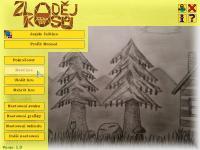 Screenshot programu Zloděj košů 1.02