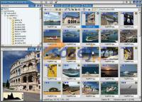 Screenshot programu Zoner Media Explorer Classic 5