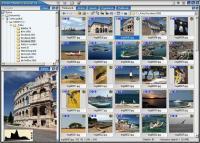 Screenshot programu Zoner Media Explorer  6