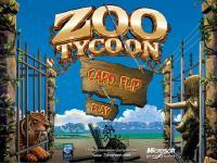 Screenshot programu ZOO tycoon Card Flip