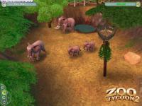 Screenshot programu Zoo Tycoon 2