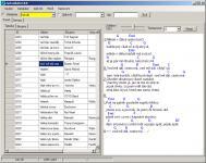 Screenshot programu Zpěvníkátor 8.6.2