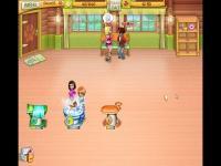 Screenshot programu Zvířecí salón krásy
