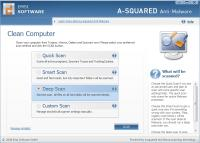 Screenshot programu a-squared Anti-Malware 4.5