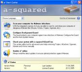 Screenshot programu a-squared Free 4.5.0.22