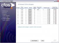 Screenshot programu cFosSpeed 10.10 Build 2238