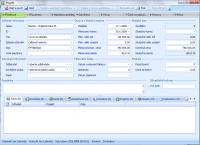 Screenshot programu eWay-CRM 3.5.17.54