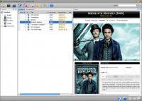 Screenshot programu eXtreme Movie Manager 8.5.4.0