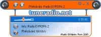 Screenshot programu iRadio 1.4