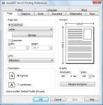 Screenshot programu novaPDF Standard 8.5.937
