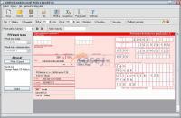 Screenshot programu Pošta a kancelář 3.1