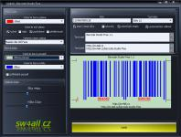 Screenshot programu sw4all - Barcode Studio Free 1.1 Aktualizace